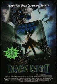 1f016 DEMON KNIGHT Aust 1sh 1995 Tales from the Crypt, inspired by EC comics, Crypt Keeper & Billy Zane!