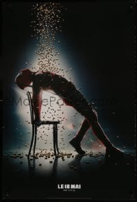1f034 DEADPOOL 2 style C teaser DS Canadian 1sh 2018 Reynolds, wacky parody image from Flashdance!
