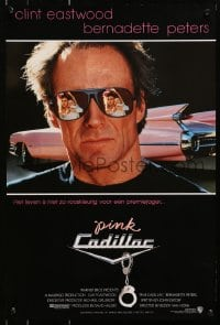 1f005 PINK CADILLAC Dutch 1989 Clint Eastwood is a real man wearing really cool shades!