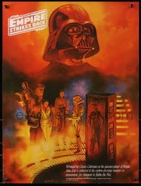 1p051 EMPIRE STRIKES BACK 3 18x24 special posters 1980 Coca-Cola, different art by Boris Vallejo!