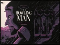 1p022 TWILIGHT ZONE #80/230 18x24 art print 2018 The Howling Man, Tom Whalen art, standard edition!