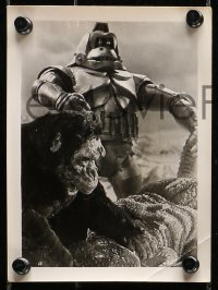 1r033 KING KONG ESCAPES 4 Japanese 5x7 stills 1968 Kingukongu no Gyakushu, monster battle images!