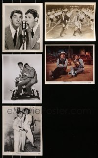 1s961 LOT OF 5 DEAN MARTIN AND JERRY LEWIS COLOR AND BLACK & WHITE 8X10 STILLS 1950s-1960s cool!