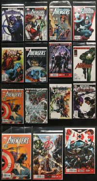 1s096 LOT OF 15 MARVEL AVENGERS COMIC BOOKS 2000s-2010s great stories of your favorite heroes!