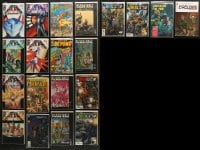 1s099 LOT OF 20 INDIE COMIC BOOKS INCLUDING 6 FEATURING ALEX ROSS ART 1980s-2000s cool!