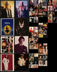 1s971 LOT OF 79 COLOR 8X10 REPRO PHOTOS 2000s great images from a variety of movies!