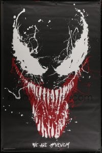 2k017 VENOM wilding 48x72 special poster 2018 incredible close up art of the Marvel Comics hero!