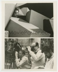 2m016 WHY MAN CREATES TV 7x9 still 1968 director/creator Saul Bass, from 60 Minutes premiere, rare!