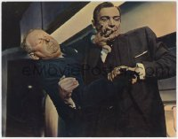 2m171 GOLDFINGER English LC 1964 Sean Connery as James Bond wrestling gun from Gert Frobe, rare!