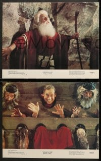 2r001 HISTORY OF THE WORLD PART I 16 color 11x14 stills 1981 Mel Brooks, Dom DeLuise, Kahn!