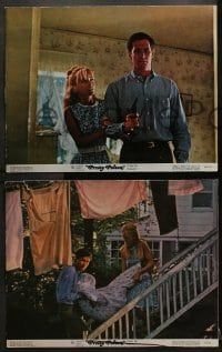 2r516 PRETTY POISON 6 color 11x14 stills 1968 psycho Anthony Perkins & crazy Tuesday Weld!