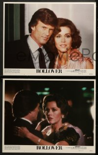 2r522 ROLLOVER 6 LCs 1981 Kris Kristofferson, Jane Fonda, money was their most erotic thing!