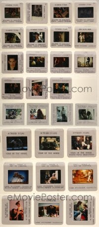 2y257 LOT OF 28 35MM SLIDES 1990s great images from a variety of different movies!