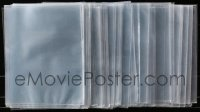 2y292 LOT OF 100 11X14 THREE-RING BINDER SLEEVES 1990s use them to display your lobby cards!