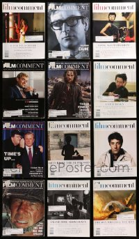 2y236 LOT OF 12 2004-05 FILM COMMENT MAGAZINES 2004-2005 great movie images & articles!