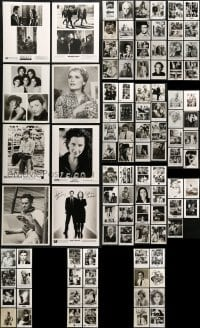 2y460 LOT OF 101 8X10 STILLS 1980s-1990s portraits & scenes from a variety of movies!