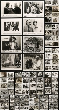 2y447 LOT OF 144 8X10 STILLS 1980s-1990s scenes & portraits from a variety of different movies!