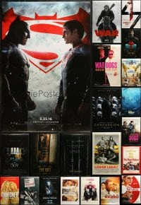 2y750 LOT OF 23 UNFOLDED DOUBLE-SIDED 27X40 ONE-SHEETS 2010s a variety of great movie images!
