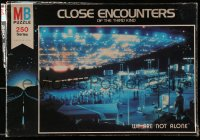 2z203 CLOSE ENCOUNTERS OF THE THIRD KIND jigsaw puzzle 1977 Spielberg classic, horizontal design!