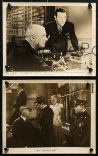 3a178 CHARLES C. WILSON 16 8x10 stills 1930s-1940s cool portraits of the star from a variety of roles!