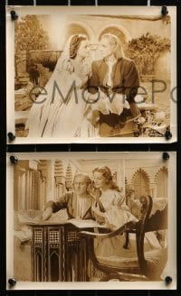 3a153 CHRISTOPHER COLUMBUS 19 8x10 stills 1949 Fredric March in title role, Florence Eldridge!