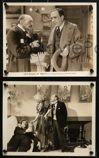 3a514 CLARENCE WILSON 7 8x10 stills 1930s cool portraits of the star from a variety of roles!