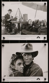 3a297 DAYS OF HEAVEN 11 from 8x9.5 to 8x10 stills 1978 Richard Gere, Brooke Adams, Malick!