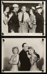 3a448 DON WILSON 8 8x10 stills 1930s-1950s the character actor with Jerry Lewis and many more!
