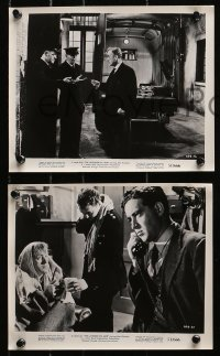 3a815 LAVENDER HILL MOB 3 8x10 stills 1951 Alec Guinness, Alfie Bass, Stanley Holloway, Sidney James