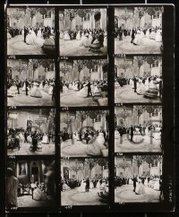 3a200 LEOPARD 15 8x10 contact sheet stills 1963 Luchino Visconti's Il Gattopardo, Lancaster!