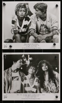 3a817 LITTLE VERA 3 8x10 stills 1990 Malenkaya Vera, sexy images of Natalya Negoda in title role!