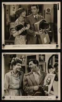 3a748 LOIS WILSON 4 8x10 stills 1930s-1940s with Virginia Mayo, Horton, Bracken and more!
