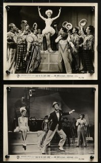 3a270 LOOK FOR THE SILVER LINING 12 8x10 stills 1949 June Haver & Ray Bolger dancing, MacRae!