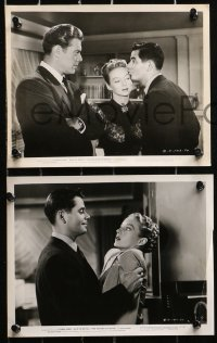 3a184 MATING OF MILLIE 16 8x10 stills 1950 Glenn Ford, Evelyn Keyes in title role, Henry Levin!