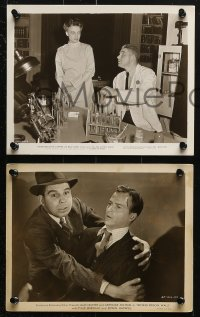 3a314 MATT WILLIS 11 8x10 stills 1940s-1950s cool portraits of the star from a variety of roles!