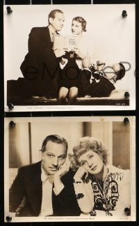 3a079 MELVYN DOUGLAS 55 from 7x9 to 8x10 stills 1930s-1970s images of the star over the decades!