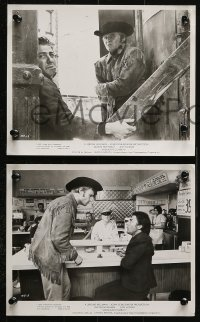 3a754 MIDNIGHT COWBOY 4 8x10 stills 1969 cool images of Dustin Hoffman, Jon Voight!