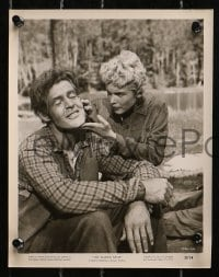3a823 NAKED SPUR 3 8x10 stills 1953 Robert Ryan and sexy bait Janet Leigh, Anthony Mann!