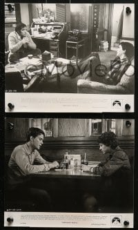 3a685 ORDINARY PEOPLE 5 8x10 stills 1980 Mary Tyler Moore & Timothy Hutton sitting outside!