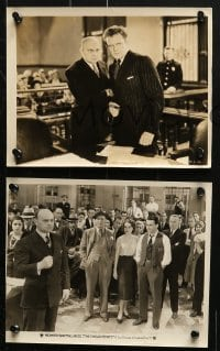 3a608 OSCAR APFEL 6 from 7.75x10 to 8x10 stills 1930s cool portraits of the star from a variety of roles!