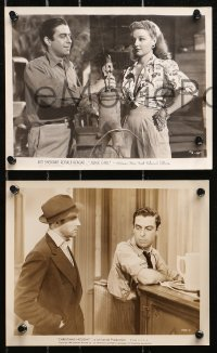 3a356 RICHARD WHORF 10 8x10 stills 1940s-1950s with Ann Sheridan, Reagan, Kelly, Bogart and more!