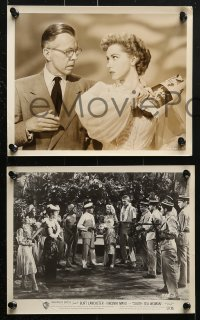3a553 RUDOLPH ANDERS 7 8x10 stills 1930s-1950s cool portraits of the star from a variety of roles!