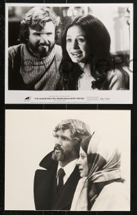 3a695 SAILOR WHO FELL FROM GRACE WITH THE SEA 5 8x10 stills 1976 Kris Kristofferson & Sarah Miles!