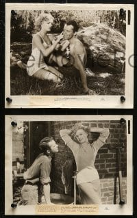 3a410 SCUDDA HOO SCUDDA HAY 9 8x10 stills 1948 great images of Lon McCallister and Henry Hull!