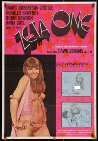 3f047 LOVE FACTOR Lebanese 1975 bedroom romp thru the fifth dimension, sexcitement in time & space!