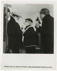 3h009 BUS STOP 8.25x10 still 1956 great c/u of Marilyn Monroe scolding Don Murray by Al Brack!