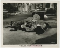 3h419 HORSE FEATHERS 8x10.25 still 1932 deleted scene of dog-catcher Harpo Marx & Florine McKinney!