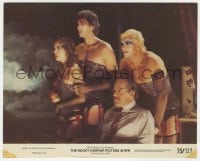 3h057 ROCKY HORROR PICTURE SHOW 8x10 mini LC #1 1975 sexy Susan Sarandon & Barry Bostwick!