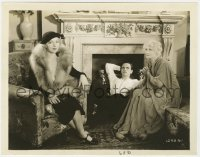 3h786 ROYAL FAMILY OF BROADWAY 8x10.25 still 1930 Fredric March, Ina Claire & Henriette Crosman!