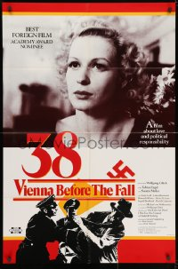 3j005 '38 1sh 1988 Wolfgang Gluck's '38 - Auch das we Wien, Vienna Before the Fall!